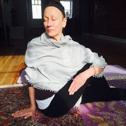 Sharon Lindeman Integral Yoga