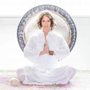 Theresa Lyn Widmann Kundalini Yoga and Gong Sound Healing