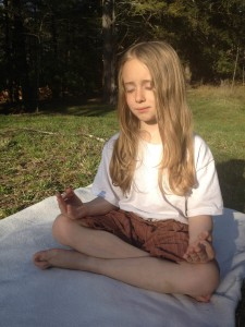 Teaching Meditation Techniques to Kids